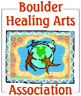 Boulder Healing Arts Association is an organization of holistic/complementary/alternative healing arts practitioners and other members who support the holistic community. We are varied in our modalities, and provide many opportunities for education. We  sponsor HOLISTIC HEALTH FAIRS and PSYCHIC FAIRS, and feature free workshops.  See our directory of practitioners.